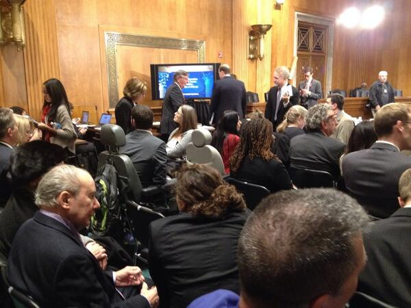 @AccessLiving #ISupportCRPD Hearing room filled! #CRPD Hearing Room COMPLETELY filled 11/5! http://t.co/HcahKMtv8X