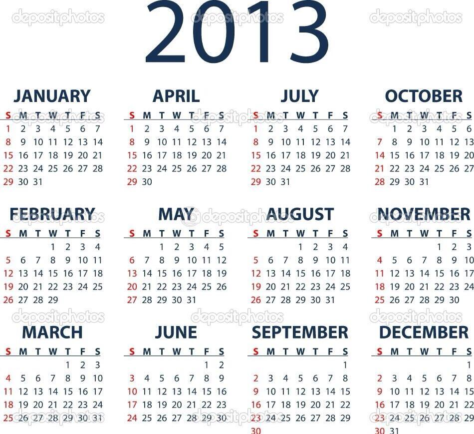 Monthly Calendar Rhyme : All these on twitter quot dates and you can t get