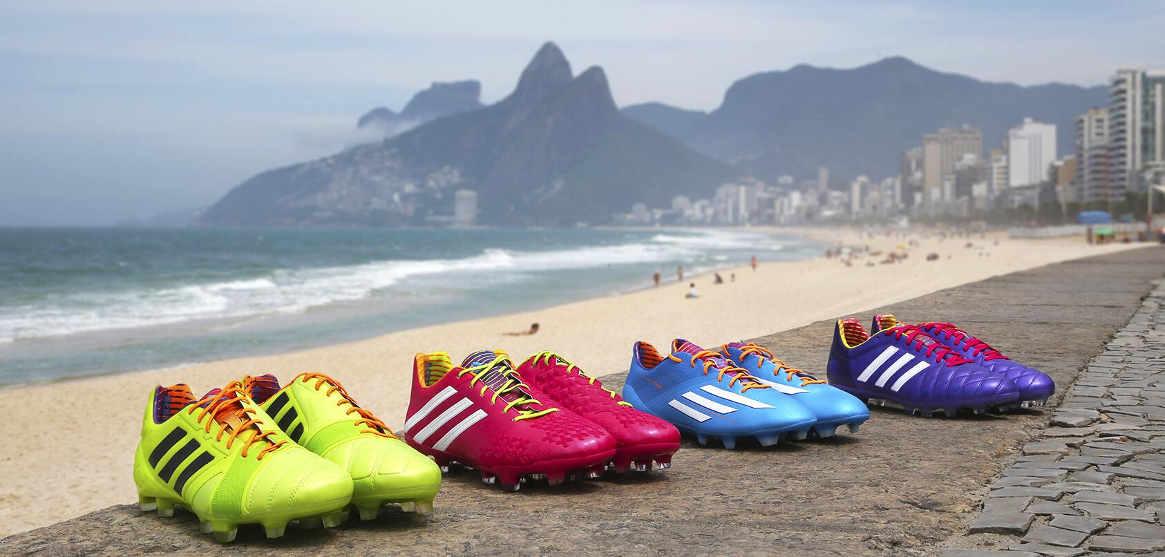 Adidas launch their Samba Collection with catchy video starring Alves, Ozil, Cavani & Messi