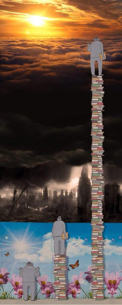 The more you read, the more you see of the world. <br>http://pic.twitter.com/rVP3fUuPhD #PersonalGrowth #Wisdom
