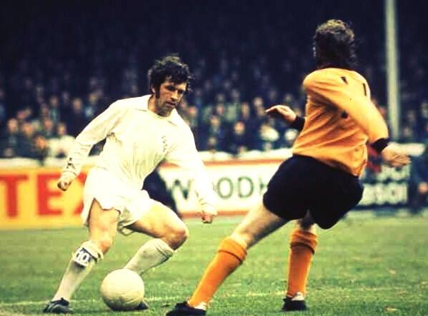 A supremely gifted number 10, Johnny Giles was one of the greatest players to wear a Leeds United shirt. #73today <br>http://pic.twitter.com/K20uwXWOj0