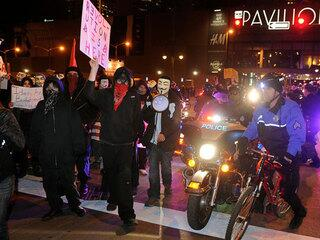 Thumbnail for Million Mask March Denver 2013