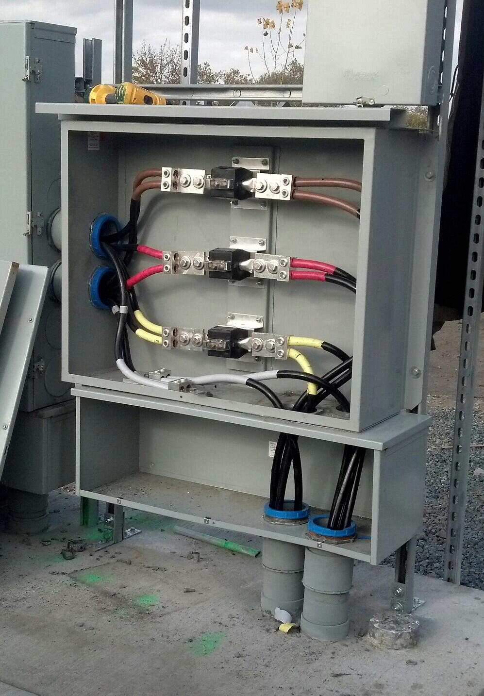 Oliveri Electric On Twitter Quot 400 Amp Ct Cabinet Http