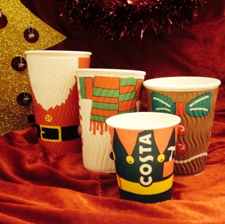 Costa Coffee On Twitter Since We Have Red Cups All Year