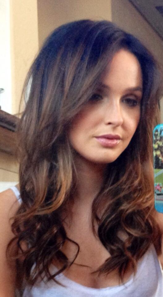 Camilla Luddington On Twitter Inches Trimmed Off Check Blonde