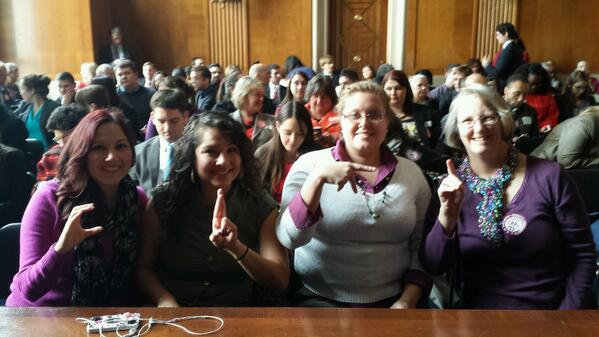 """#isupportCRPD supporters signing CRPD in #ASL! #isupportcrpd @DREDF @USICD  @AShettle  @DeafProducer  @rivberman  http://t.co/Pzsz92008k"""""""