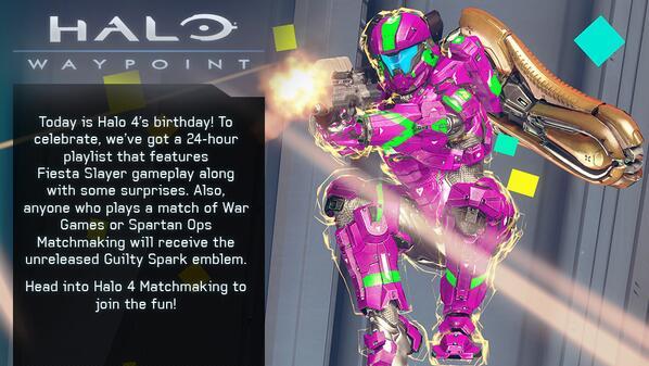 Halo 4 matchmaking 2013