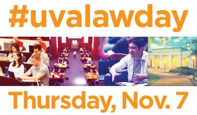Thumbnail for A Day in the Life at UVA Law #UVALawDay
