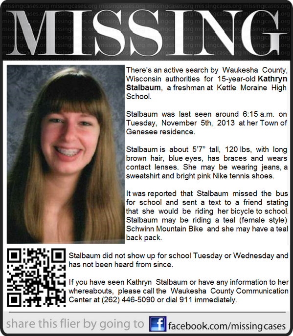 Thumbnail for Search continues for missing teen