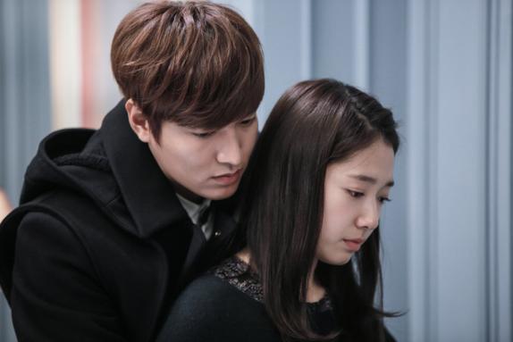 Park Shin Hye och Lee Min Ho dating 2013