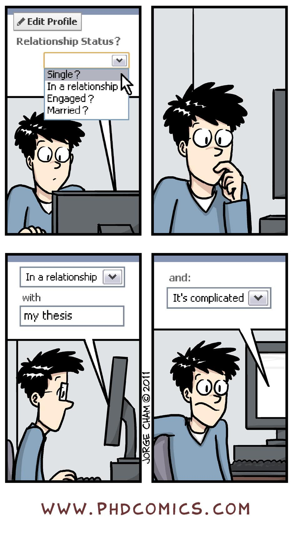 Thesis marriage phd comics psychology externship cover letter sample