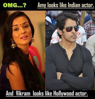 Kollywood Cinema On Twitter Omg I Am Amyjackson Look Like