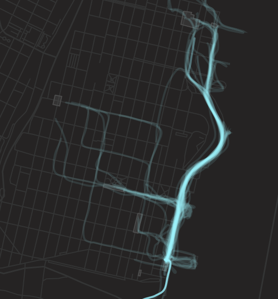 map vis