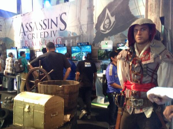 Assassin´s Creed IV : Black Flag Photo : AppleHead Ink The Blog