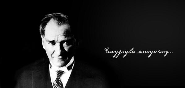 Atamızı saygıyla anıyoruz. http://t.co/hBZPjMlzCO