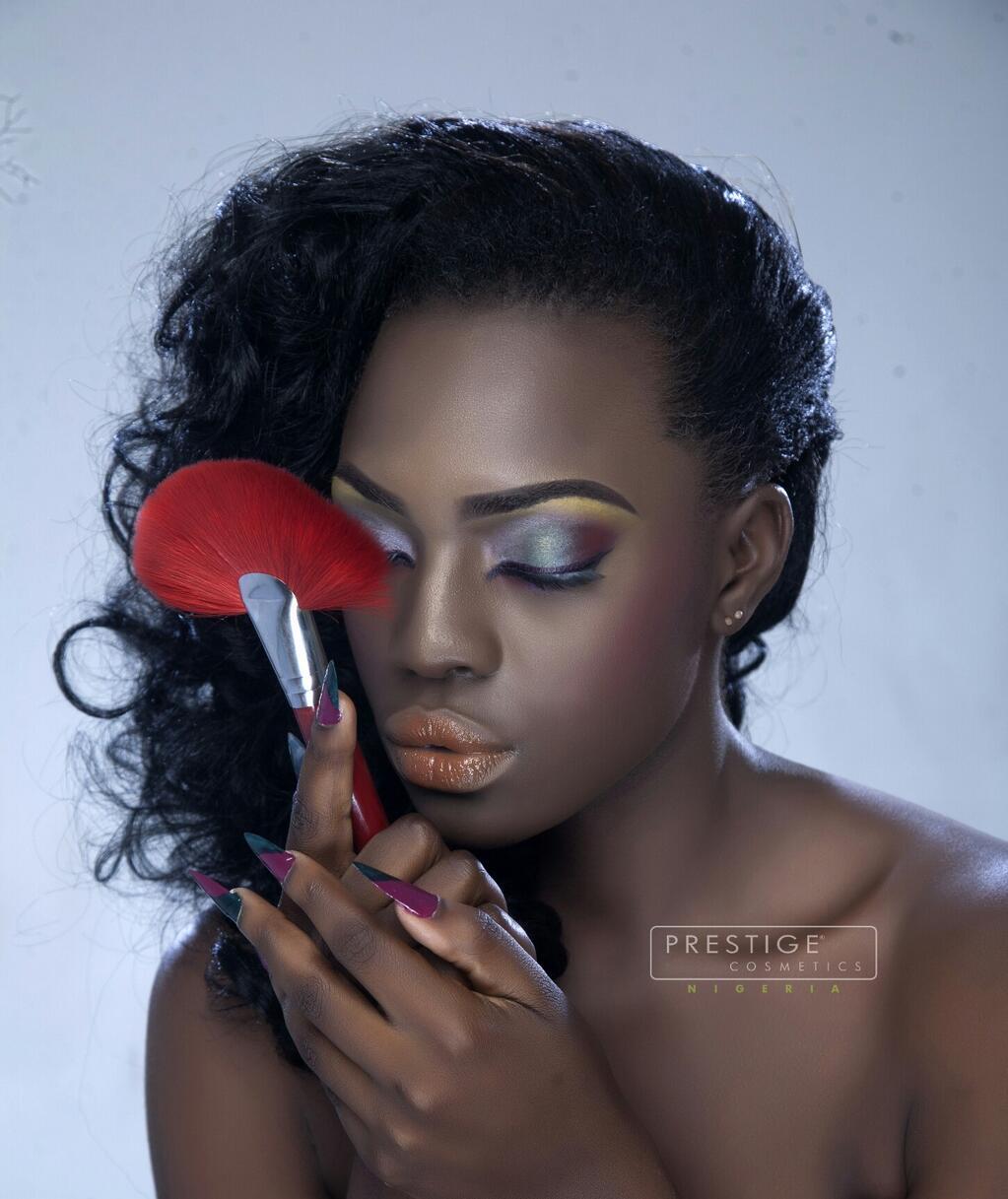 Flawless Skin: Black Beautiful Skin And Flawless Makeup; Beverly Osu