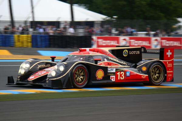 WEC/24 heures du Mans LMP1(P):2013 Lola B12/60 Coupe - Toyota #13 (Rebellion Racing) https://t.co/NlCyXWT6Ql