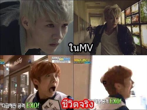 luhan in mv  and real life http://t.co/dsK1Au0wFm