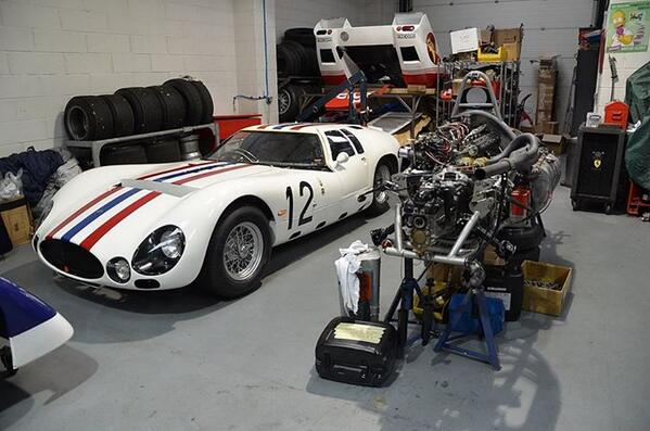 """classic & sports car on twitter: """"spotted! maserati tipo 151/3 in"""