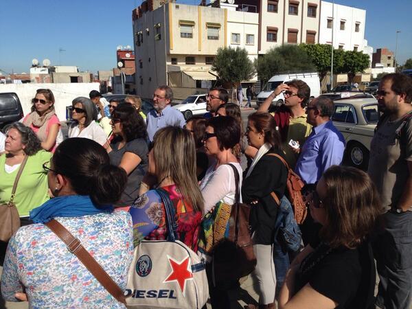 @CooperacionESP @AECID_es Premio especial 25 años Vicente Ferrer visita proyectos cooperación española Marruecos http://t.co/AGRFln7kYK