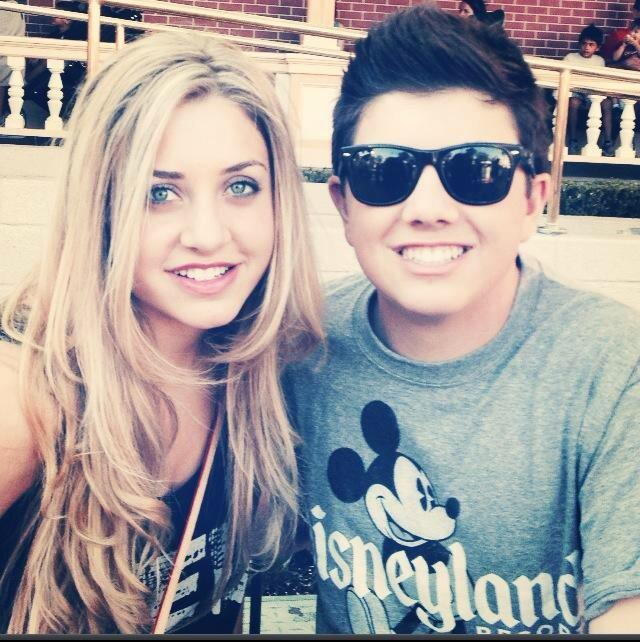 Bradley Steven Perry And His Real Sisters