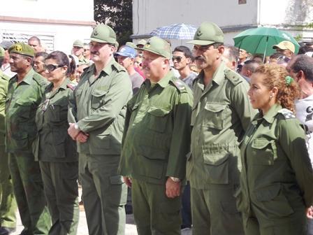 Camagüey cumple con objetivos del Ejercicio Estratégico Bastión 2013 y Días de la Defensa