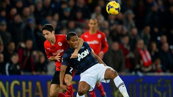Man United fan on Antonio Valencia: Why arent United playing Nani, Valencia has been poor for so long