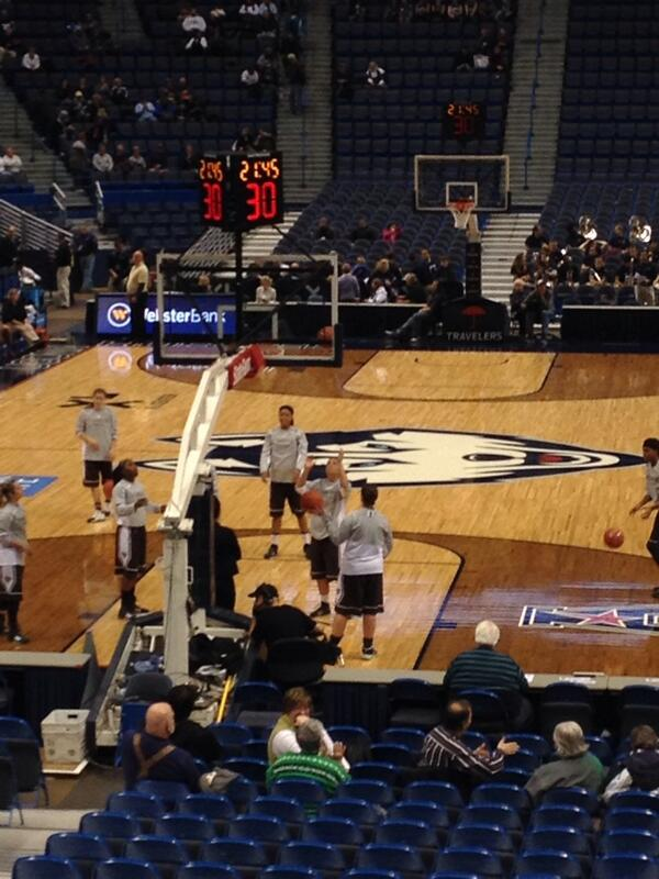 Thumbnail for St. Bonaventure Women's Basketball vs. #1 UConn
