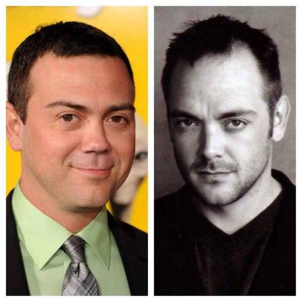 Gracie Gillam On Twitter Joe Lo Truglio And Mark Sheppard Are The Working Drama Comedy Masks Of Tv Http T Co Yyclpl8kth