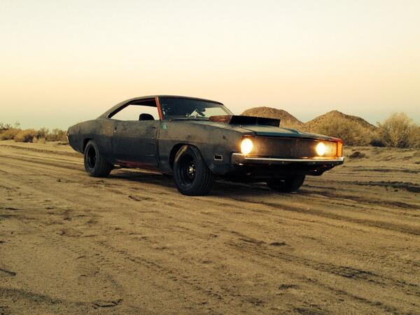 Are American Muscle Cars Any Good For Driving On Dirt Roads Cars