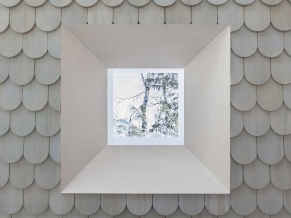 In a forest of birch, along the Kawartha Lakes, UUfie reinterprets living in a tree house http://t.co/HlTT8SId8V http://t.co/7JsD62WQ2o