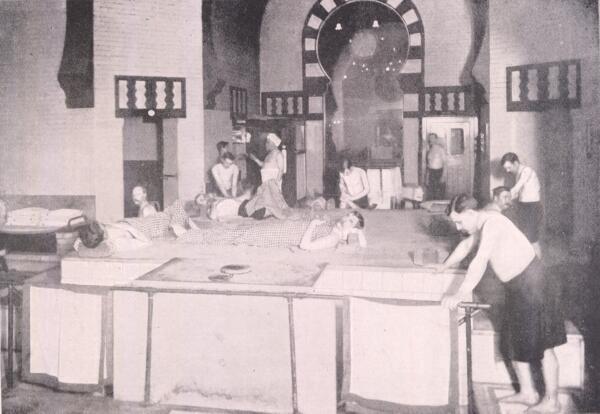 Louise Falcini On Twitter McLarenJen MichelleHiggs11 VictorianLondon The Savoy Turkish Baths At 91 92 Jermyn Street Were Demolished In 1976