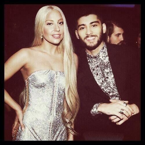 Gaga and Zayn http://t.co/kCDNegwBi0