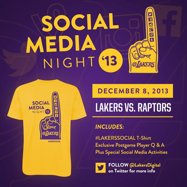 5cb95bde8 Los Angeles LakersVerified account.  Lakers. Official Twitter Feed of ...