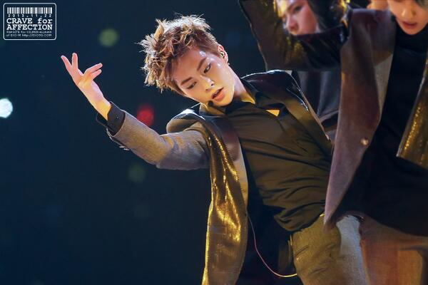 Xiumin Sexy Crave for Affection Sexy 3