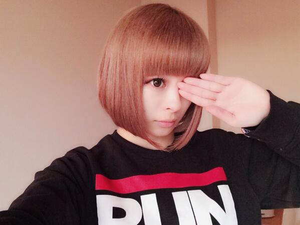髪型 きゃりー 髪型 : twitter.com
