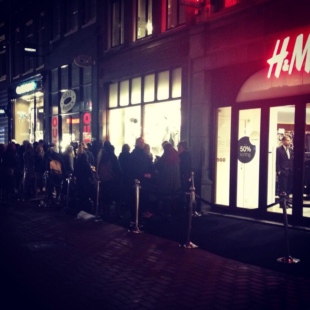 Twitter / hmnetherlands: #HmIsabelMarant fans in de ...
