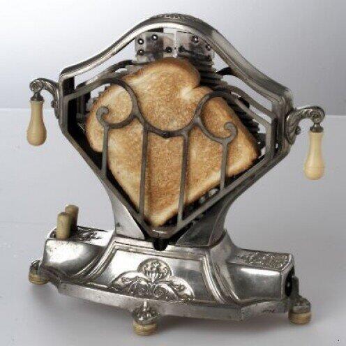 1920年代のトースター