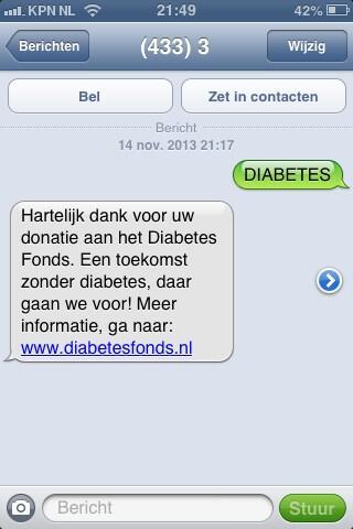diabetes suikerfeest afschaffen ouderentoeslag