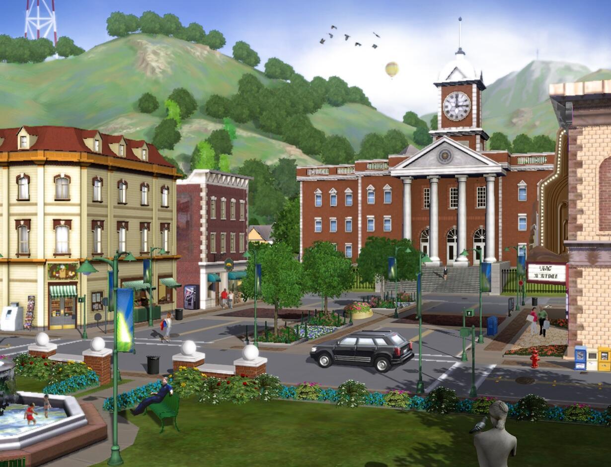 [imagen]Dibujos conceptuales Los Sims 3 Sunset Valey y Fantasmas BZDbYL0CIAAoh3H