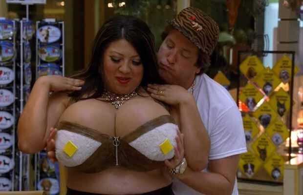 Eastbound and down nudity