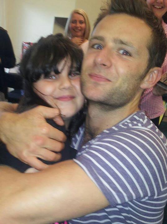 #mcbustedondaybreak Melika and Harry http://t.co/pLIhbRb1gQ