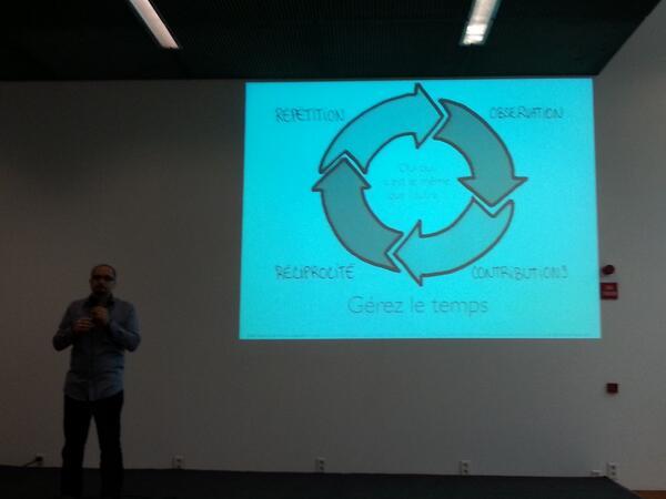 @FredColantonio: installer 1 canal continu, créer de la valeur, entretenir le système = clés de l'attractivité #aisbe http://t.co/99EiWEqmcx