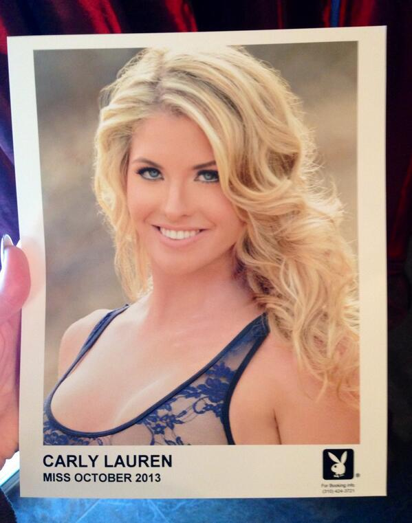 carly lauren playboy