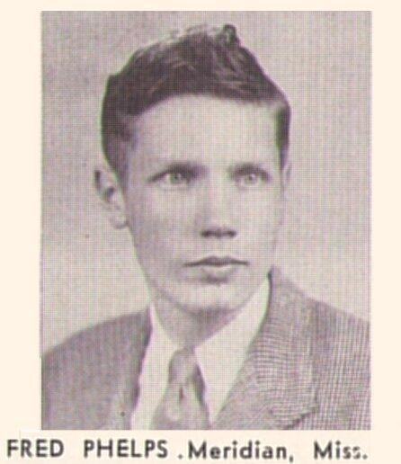 @BJUedu student Fred Phelps, 1948. #ProofIsInTheProduct http://t.co/ytSc6d8f2x