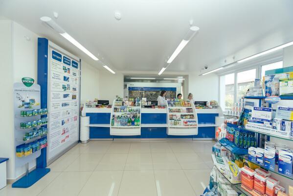 Рецептурный отдел в аптеке
