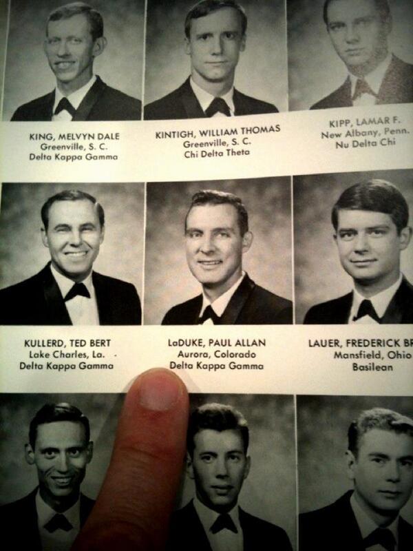 @BJUedu grad Paul LaDuke '68 http://t.co/g50aElSUSY #ProofIsInTheProduct http://t.co/Qb54wjvaJJ