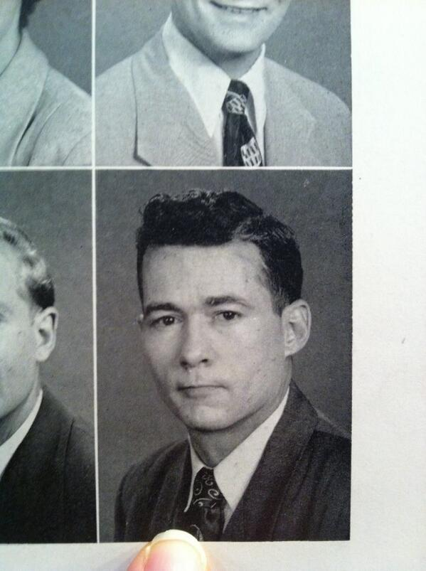 @BJUedu Grad Peter Ruckman '54 #ProofIsInTheProduct http://t.co/5xQpNuTDck http://t.co/UTh1555gzN