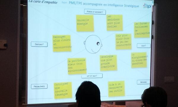 Carte d empathie d une #PME accompagnée en #intelligence stargtégique par @spi #aisbe http://t.co/YnWr3TTpKB