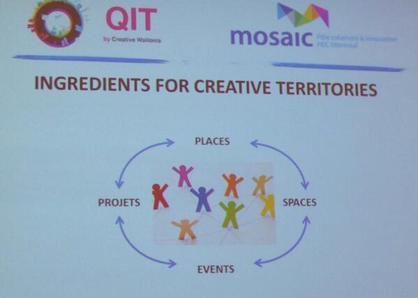 Ingrédients for #creatives #industries : places, spaces, events, projets #QIT13  #SDLC2013 http://t.co/lAnXrGzS5g